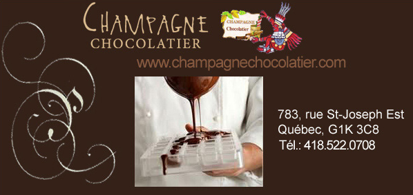 Champagne Chocolatier