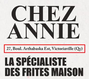 Cantine Chez Annie