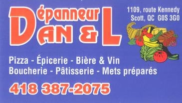 Dépanneur Dan & L / Sucré 3Dan