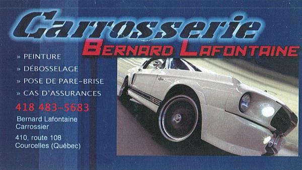 Carrosserie Bernard Lafontaine