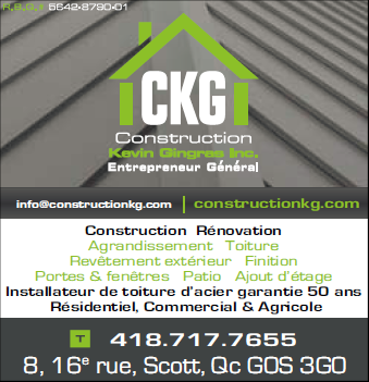 CKG Construction