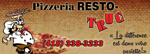 Pïzzeria Resto-Truc