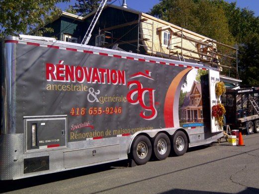 Rénovation A G