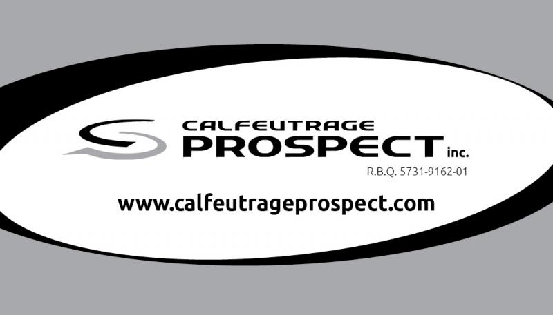 Calfeutrage Prospect Inc.