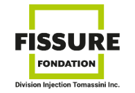 Fissure Fondation inc/Injection Tomassini