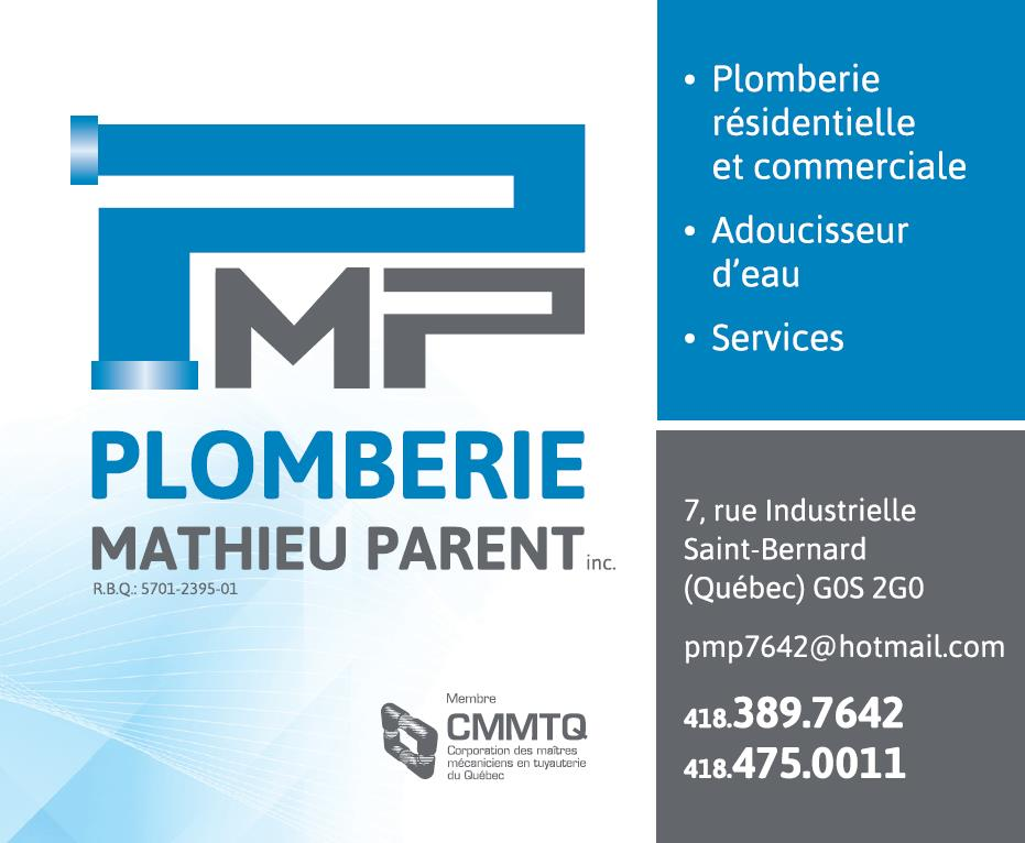 Plomberie Mathieu Parent