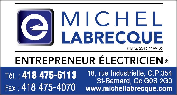 Michel Labrecque enr.