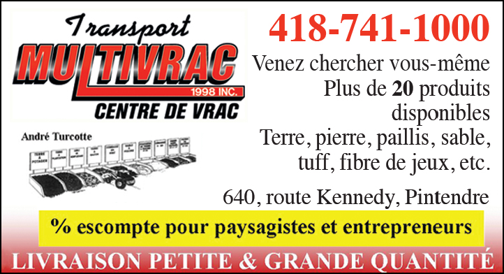 Transport Multivrac 1998 inc.