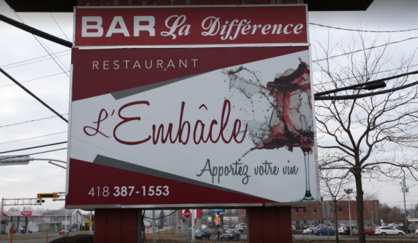 Restaurant l'Embâcle